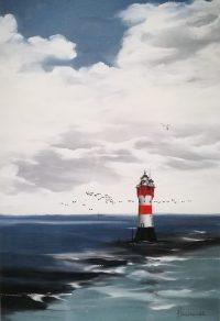 Leuchtturm am Meer - Hotel Friesenhuus Greetsiel