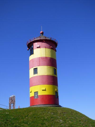 Pilsumer Leuchtturm Otto